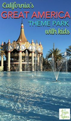 California's Great America is a classic theme park in the San Francisco Bay Area. While it's known for its roller coasters, it also has lots of rides for younger kids. Get the best tips and strategies for visiting Great America with babies, toddlers, and