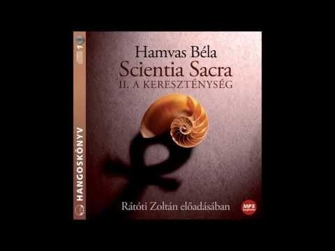 Hamvas Béla: Scientia Sacra hangoskönyv (A kereszténység) - YouTube