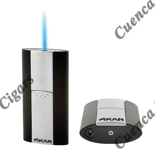 Xikar Flash Single Flame Cigar Lighter - Various Colors