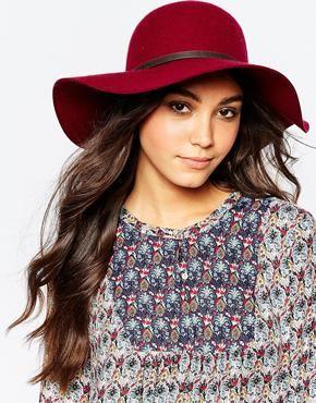 Cappello donna modello - Borsalino con bordino