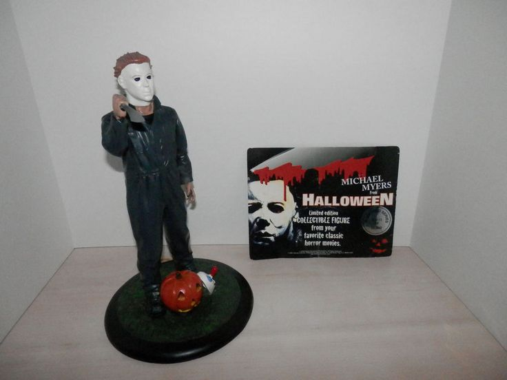 Michael Myers 12 inch Resin Statue   Falcon International  #halloween #michaelmyers