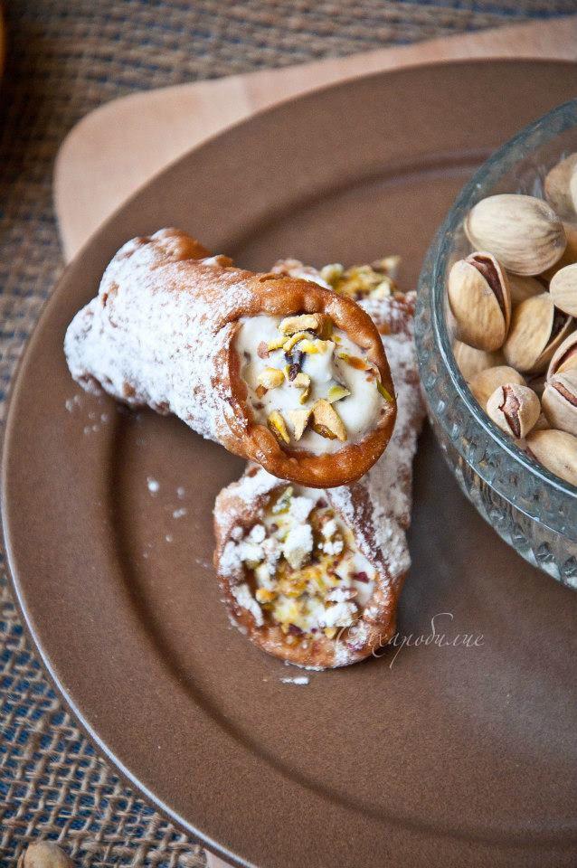 Cannoli Siciliani http://saharobilie.blogspot.ch