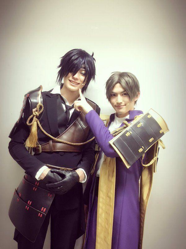 和田雅成 @masanari6  May 13 刀剣乱舞 十八振り目。東京千秋楽。 無事に終える事が出来ました。 主、支えて下さりありがとうございました。  おはぎの件については後でしかっておきます。