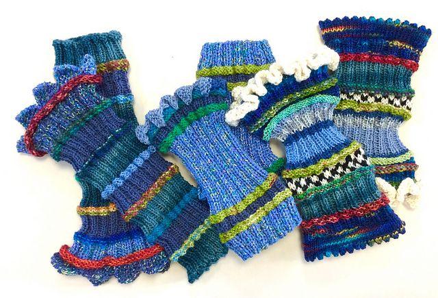 Ravelry: Triple Clochard de Luxe pattern by Sylvia Kilger