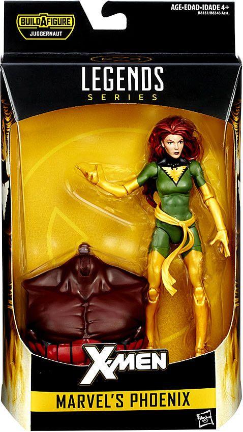 Marvel's Phoenix X-Men Marvel Legends 6-Inch Action Figure Build-a-Figure Juggernaut Series Pre-Order