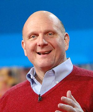 Microsoft's Steve Ballmer Talks About Windows 8, Bill Gates and Steve Jobs -- and Why Microsoft's Lost Decade Is A Myth.