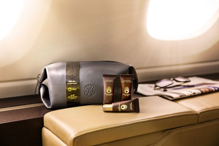 Etihad Airways Christian Lacroix First Class Amenity Kit for men