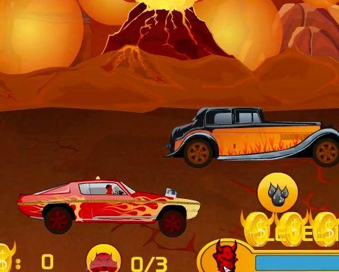 Jocuri cu Taxiuri prin iad - jocuri masini