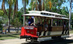 A bit of nostalgia, Brisbane Trams