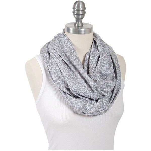 Bebe au Lait Jersey Nursing Scarf (Lexington) Accessories Travel (€23) ❤ liked on Polyvore featuring accessories, scarves, wrap shawl, lightweight scarves, patterned scarves, jersey infinity scarves and jersey scarves