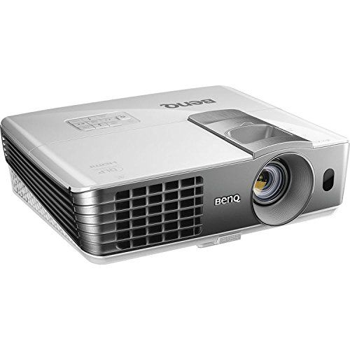 BenQ W1070 Full HD 1080p 3D DLP Home Entertainment Projector (Lens Shift Technology and RGBRGB Color Wheel) | Home Theater Projector Reviews And Ratings