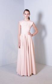 Esme Dress with full length skirt