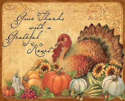 I love Thanksgiving!