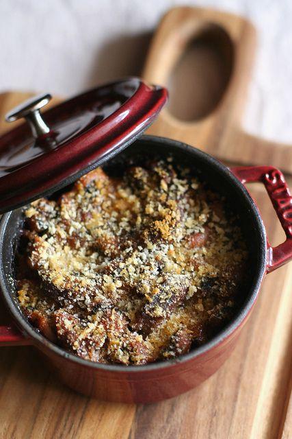 pork confit amp black eyed pea cassoulet with honeycrisp apple amp ...