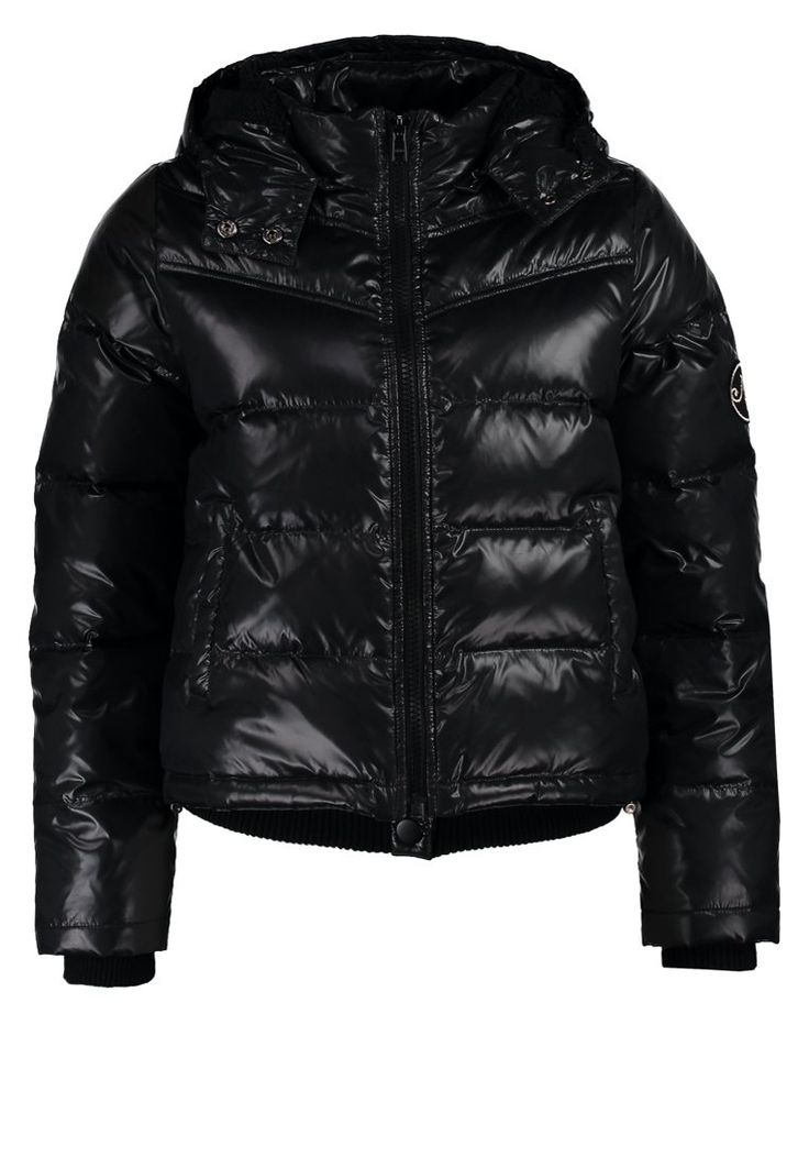 NAF NAF Down jacket black