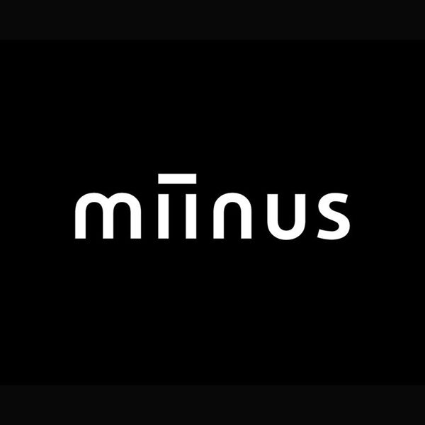 Miinus designed by Bond. #logo #branding #design