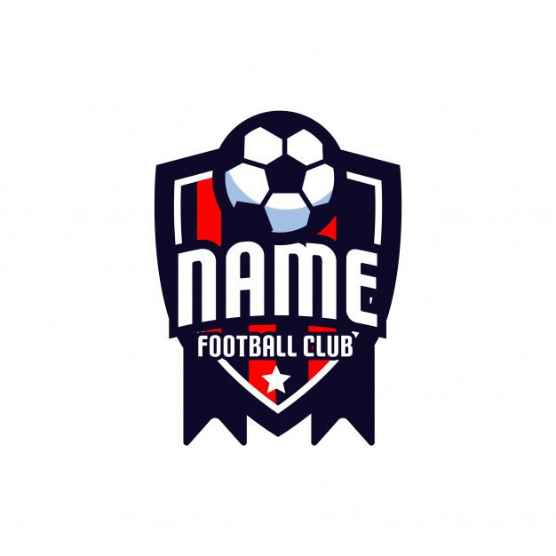 Soccer Logo Team Soccer Logo Retro Logos Logo Design Template