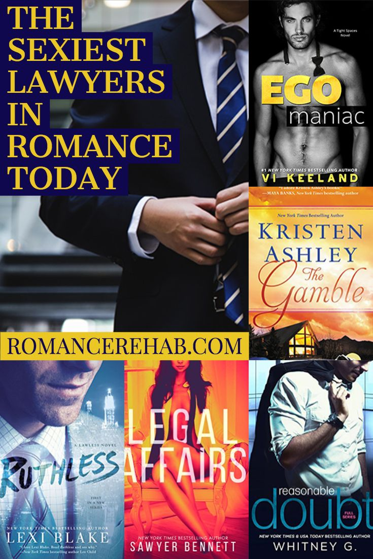 The Sexiest Lawyers In Romance Today Romantic Books Romance