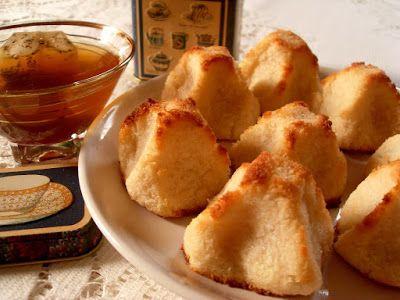 Ma Cuisine Végétalienne: Rochers à la noix de coco (Vegan)
