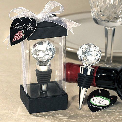 Golf Ball Wine Bottle Stoppers by Beau-coup