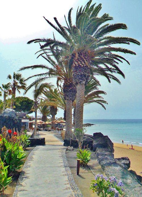 Puerto del Carmen, Lanzarote, Canary Islands