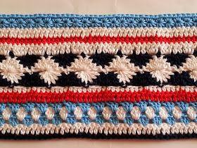 De creatieve wereld van Terray: Rectificatie !!! Crochet Along week 6