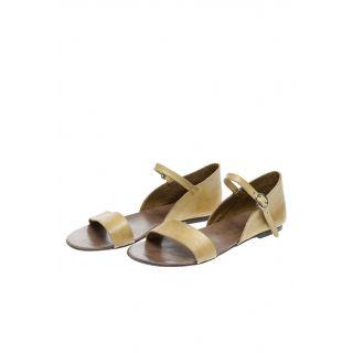 my new summer sandles!  JOY!  Prague ankle back sandals | New summer sandals | Summer Footwear | Collections | Elk Accessories