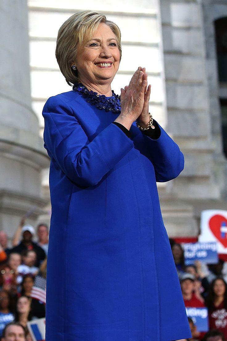 Pin On Hillary Clinton [ 1104 x 736 Pixel ]