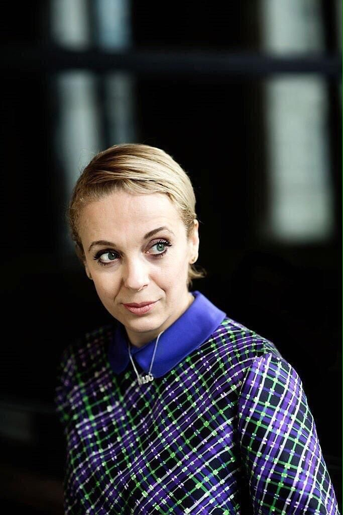 "Amanda Abbington as Hastie Lanyon in the book,  ""The Strange Case of Dr Jekyll and Mr Hyde"" a little older and with a shock of ""prematurely white"" hair. (Yes, I know he is a woman, no I do not care)"