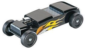 Revell-Monogram Hot Rod Racer Kit Pinewood Derby Car #y8641