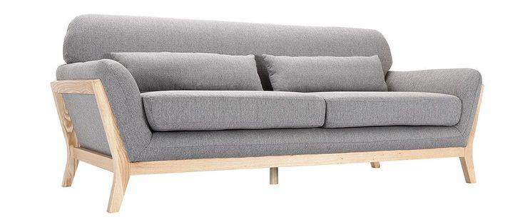 Oltre 25 fantastiche idee su decorazioni per divano grigio for Canape yoko miliboo