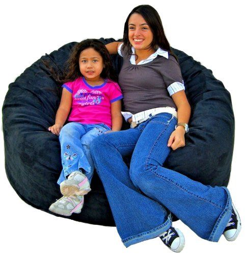 The Cozy Sac Foam Chair Is Most Comfortable Place To Sit Anywhere They Are Traditional Bean BagsBest BagsKids
