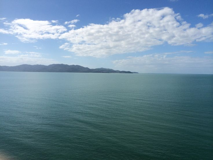 Looking over to Magnetic Island on a beautiful winters day in Townsville..living in Paradise!