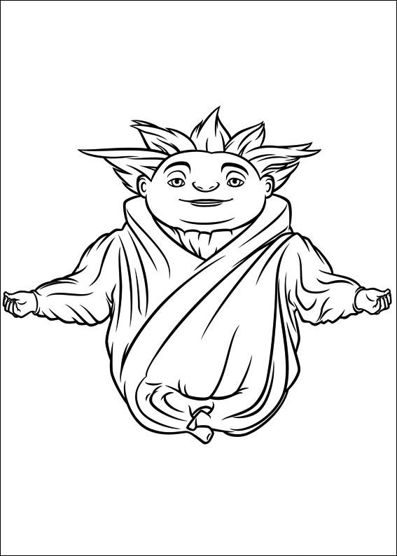 7 best Coloring Pages (Rise Of The Guardians) images on Pinterest ...