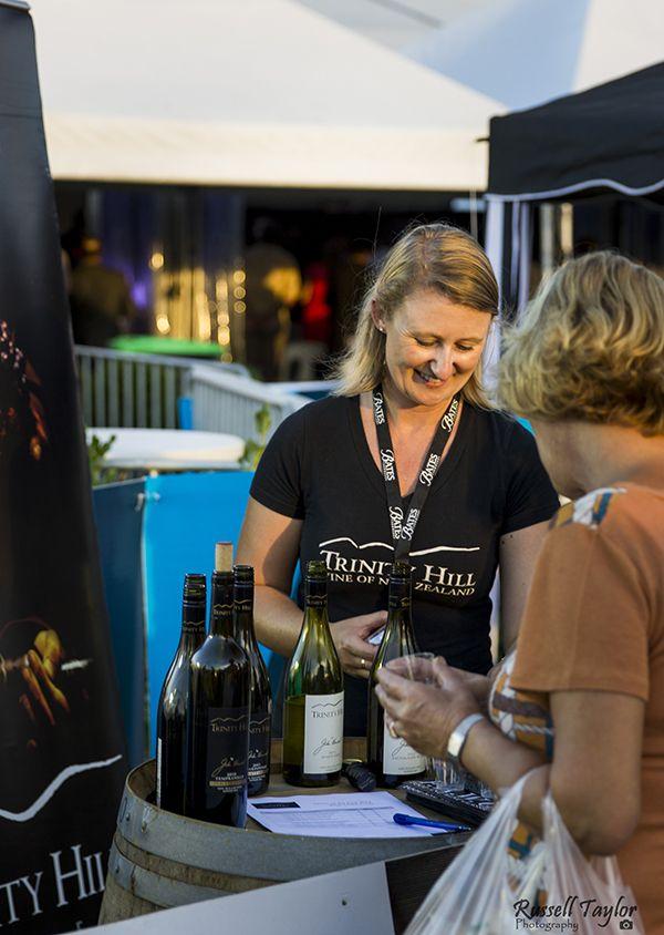 Trinity Hill wines