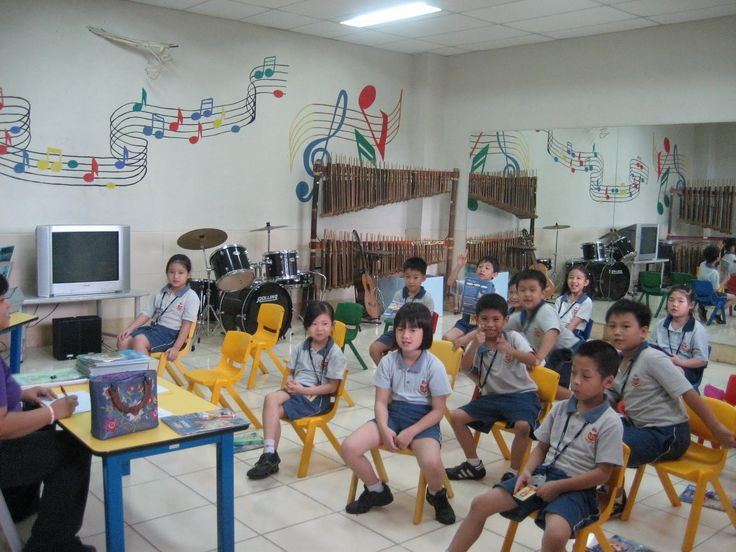 wakawaka_school music room | This time for our SCHOOL !!: Music Room | Music room, Room, Music