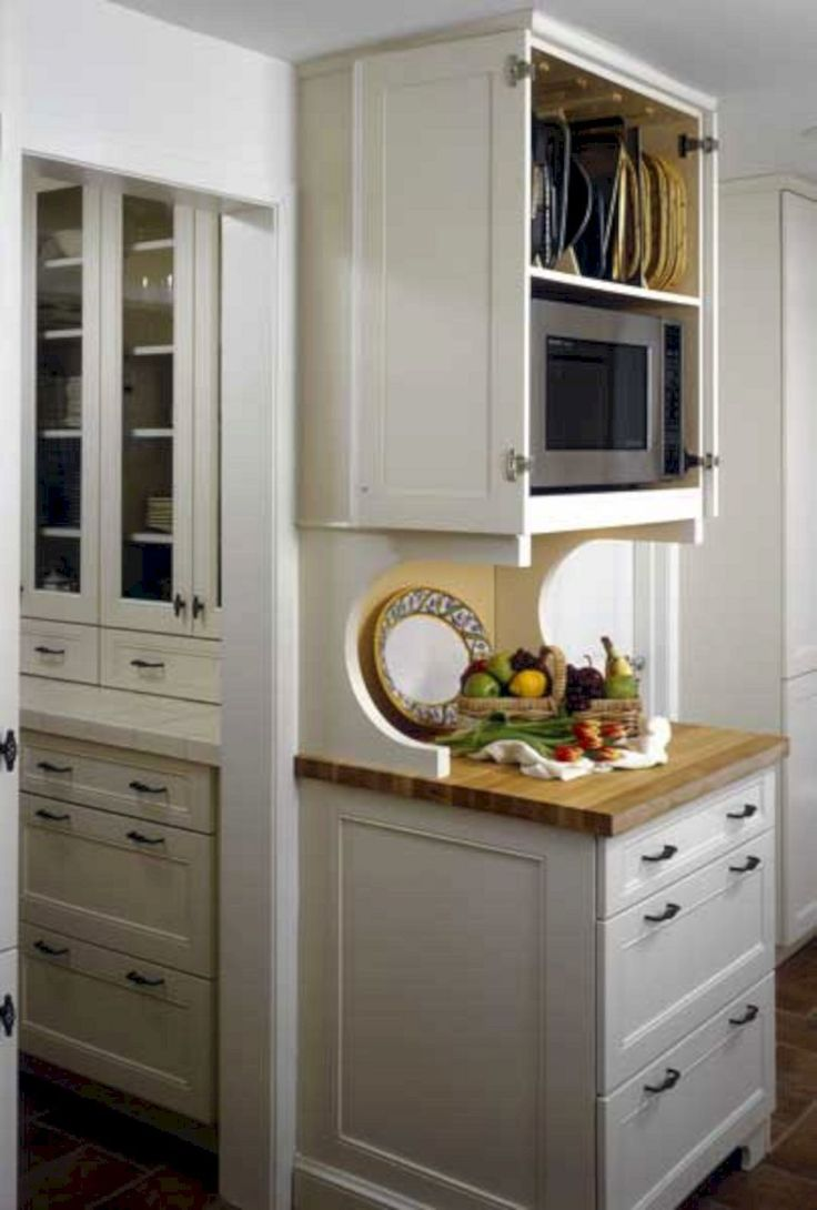 built in microwave cabinet no 54 decoredo kitchen cabinet storage kitchen storage shelves on kitchen organization microwave id=81673