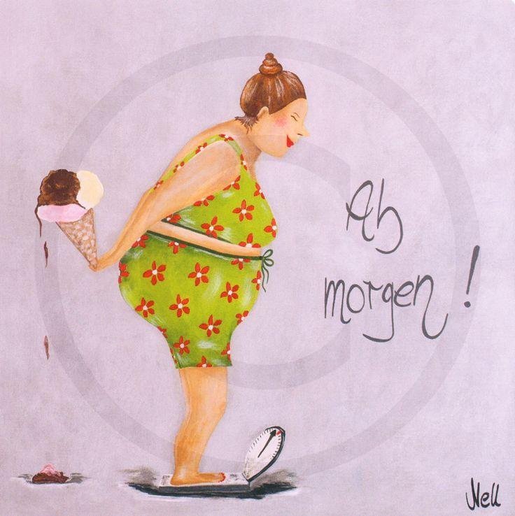 Bilder Von Nell Bilder Frauenlustigbilder Lustig Illustration Lustige Zeichnungen Lustige Cartoons