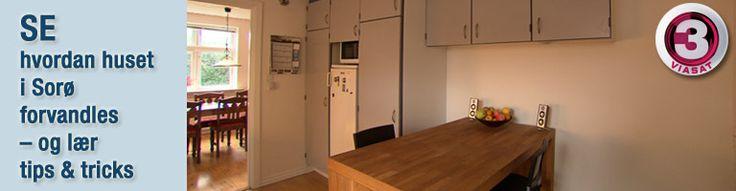 I TV3s program Hjælp – mit hus skal sælges! hjælper indretningsekspert Camilla Høeg Gade og designer og tømrer Ulrik Foss en familie i Sorø med at gøre deres hus klar til salg. Her får du inspiration til, hvordan du selv kan lave dit nye stuebord - på den måde får du mulighed for at sætte dit eget personlige præg både i forhold til størrelsen og designet.