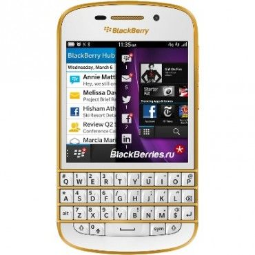 BlackBerry Q10 | Gold | Special Edition