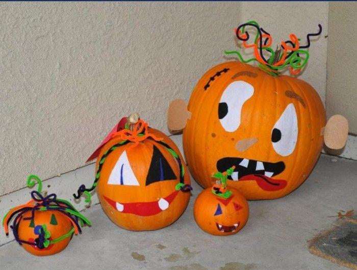 Decorating Pumpkins Without Carving Kids Miss Perez