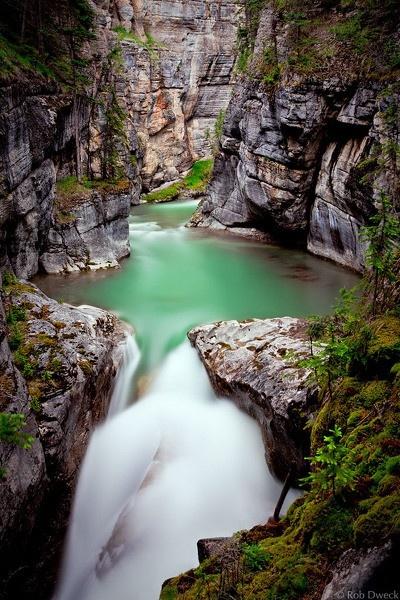 Maligne Canyon, Canada