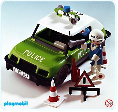 3215-a pkw-polizei (1977) | playmobil, kindheit spielzeug