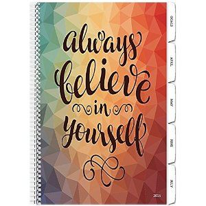 Tools4Wisdom Planner 2016 - 2017 Calendar 4-in-1: Daily Weekly Monthly ...