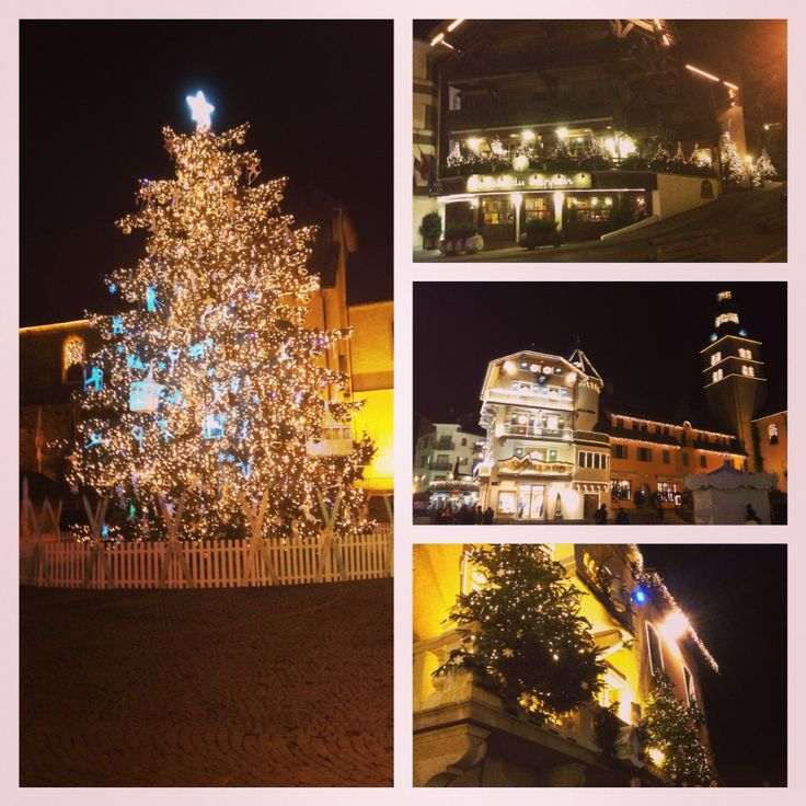 Christmas in Megeve