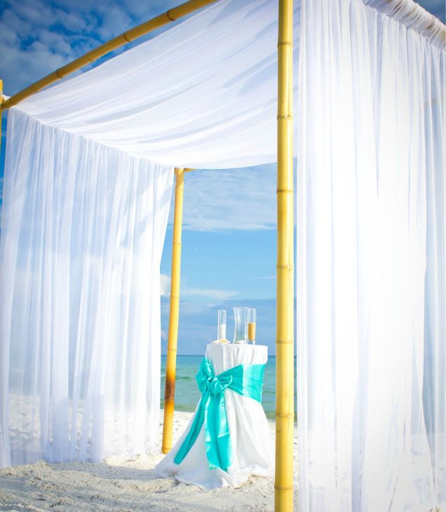 Diy Beach Wedding Arch: 17 Best Ideas About Bamboo Wedding Arch On Pinterest