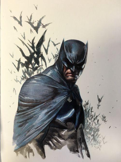 Batman - Gabrielle Del'Otto                                                                                                                                                                                 More