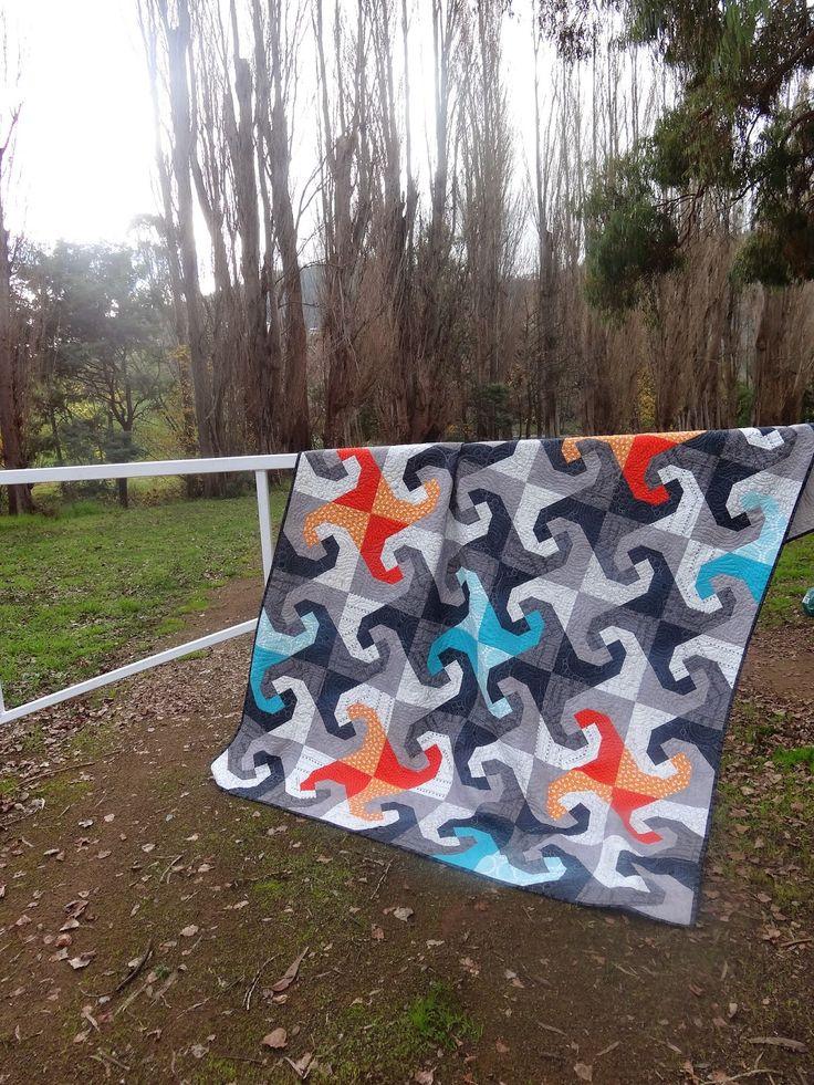 31 Best Snail Trail Quilt Images On Pinterest Quilt