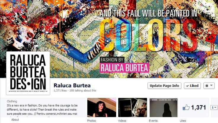 Check this out! Like it!Wear it! Share it! http://www.facebook.com/ralucaburtea  Fashion! Self Expression!