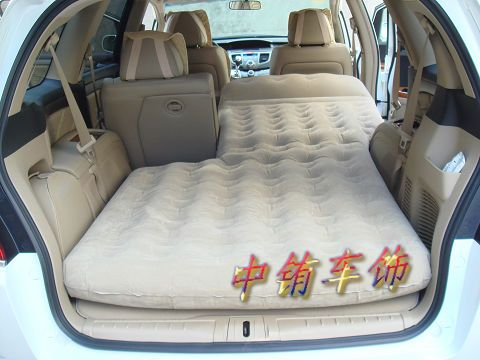 Guangzhou Honda Odyssey exclusive travel mattress travel accessories car inflatable bed bed room in the car - Taobao Depot, Taobao Agent